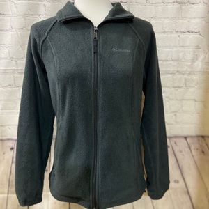 Columbia Fleece Zip-Up Sweatshirt